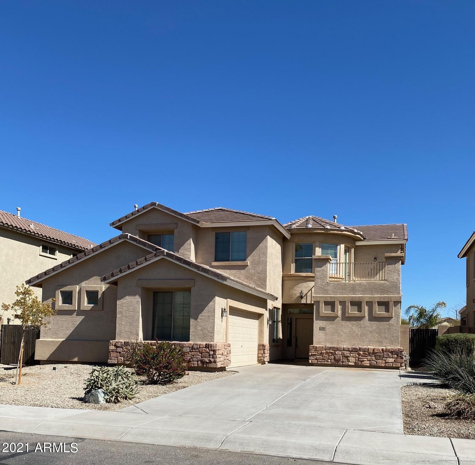 Photo of 32917 N DOUBLE BAR Road, Queen Creek, AZ 85142 (MLS # 6202289)