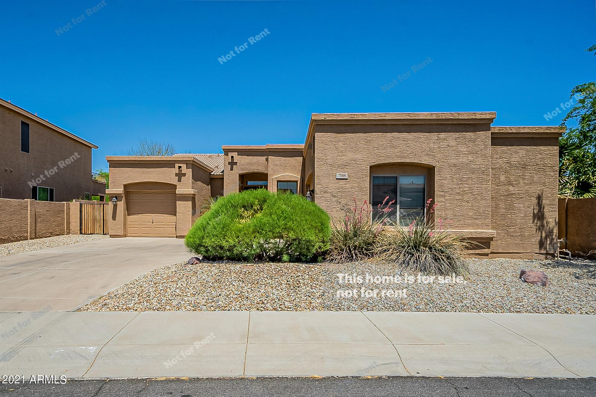 Photo of 708 W CITRUS Way, Chandler, AZ 85248 (MLS # 6234289)