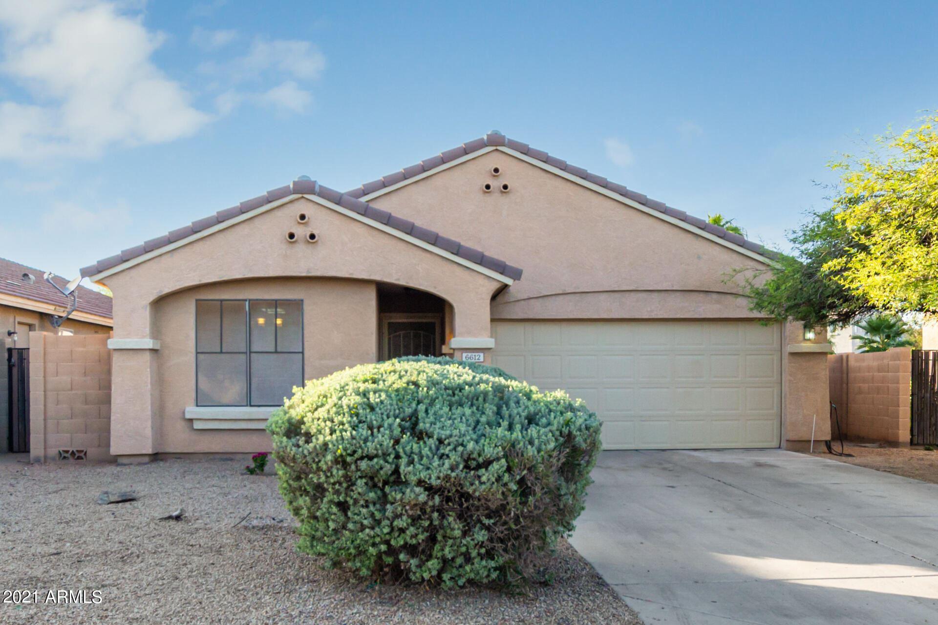 Photo of 6612 W DESERT Lane, Laveen, AZ 85339 (MLS # 6291289)