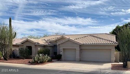 Photo of 6123 W LOUISE Drive, Glendale, AZ 85310 (MLS # 6165290)