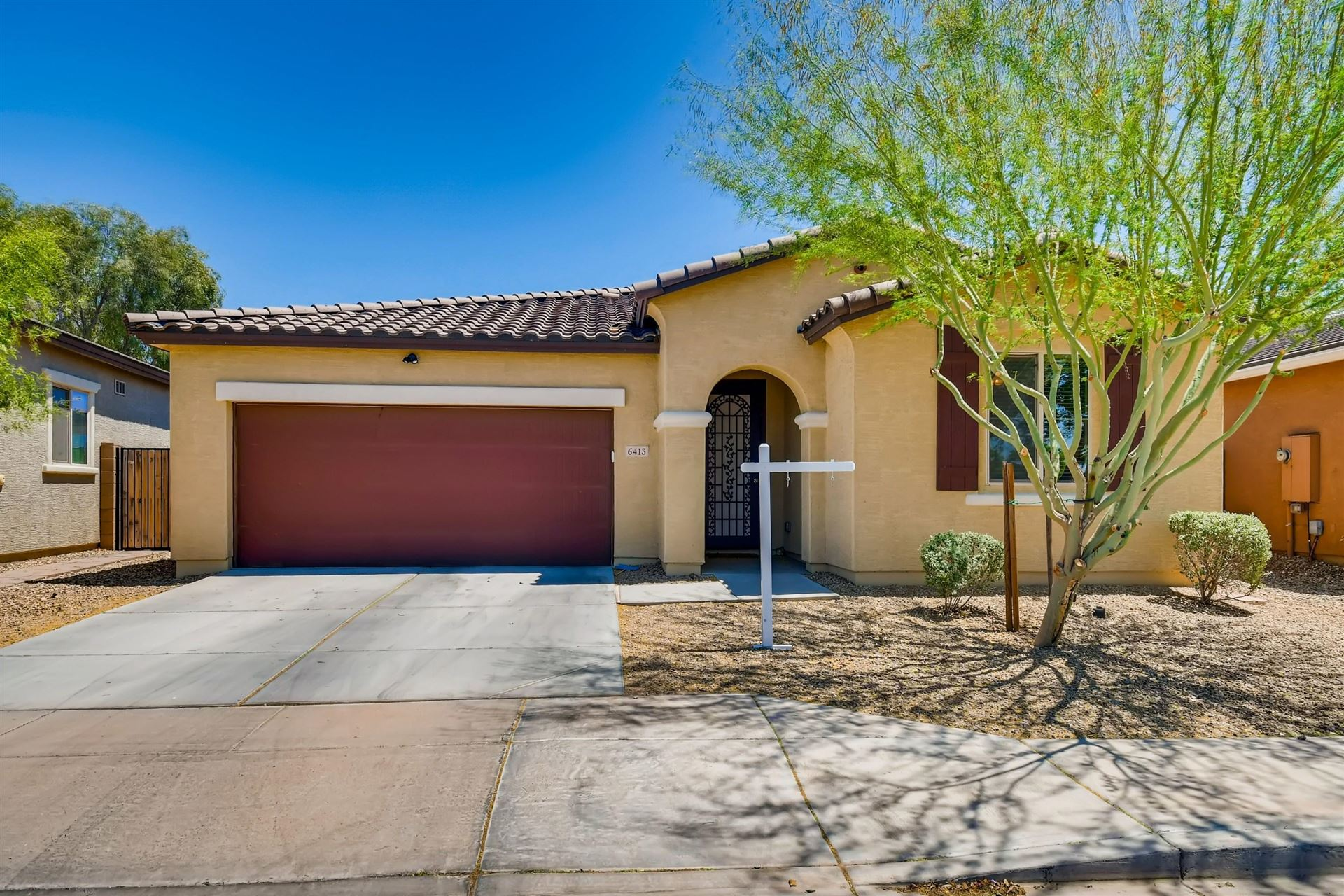 Photo of 6413 S 47TH Drive, Laveen, AZ 85339 (MLS # 6230290)