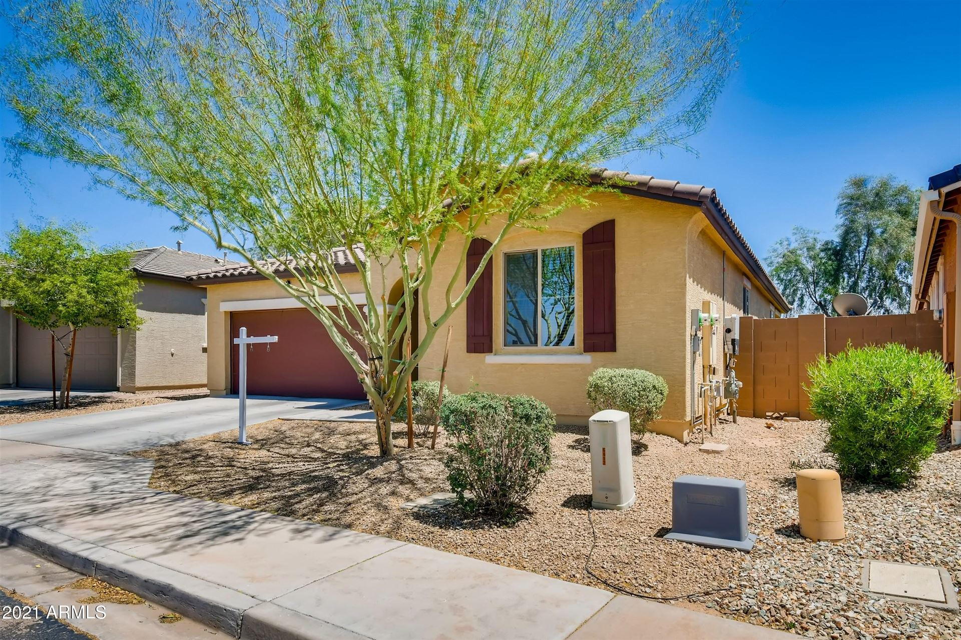 Photo of 6413 S 47TH Drive, Laveen, AZ 85339 (MLS # 6230290)