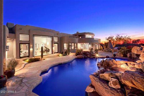 Photo of 10040 E HAPPY VALLEY Road #302, Scottsdale, AZ 85255 (MLS # 6182291)