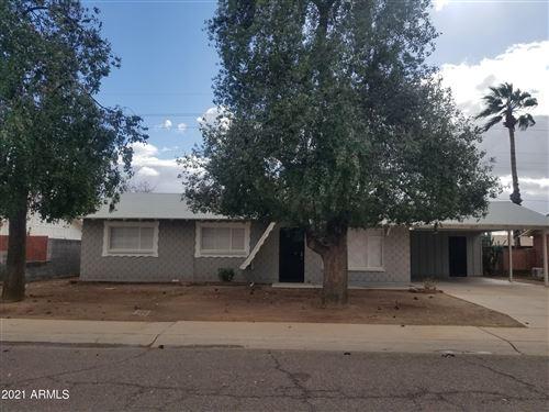 Photo of 4207 W CLAREMONT Street, Phoenix, AZ 85019 (MLS # 6186291)
