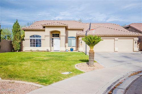 Photo of 756 W STANFORD Avenue, Gilbert, AZ 85233 (MLS # 6183292)