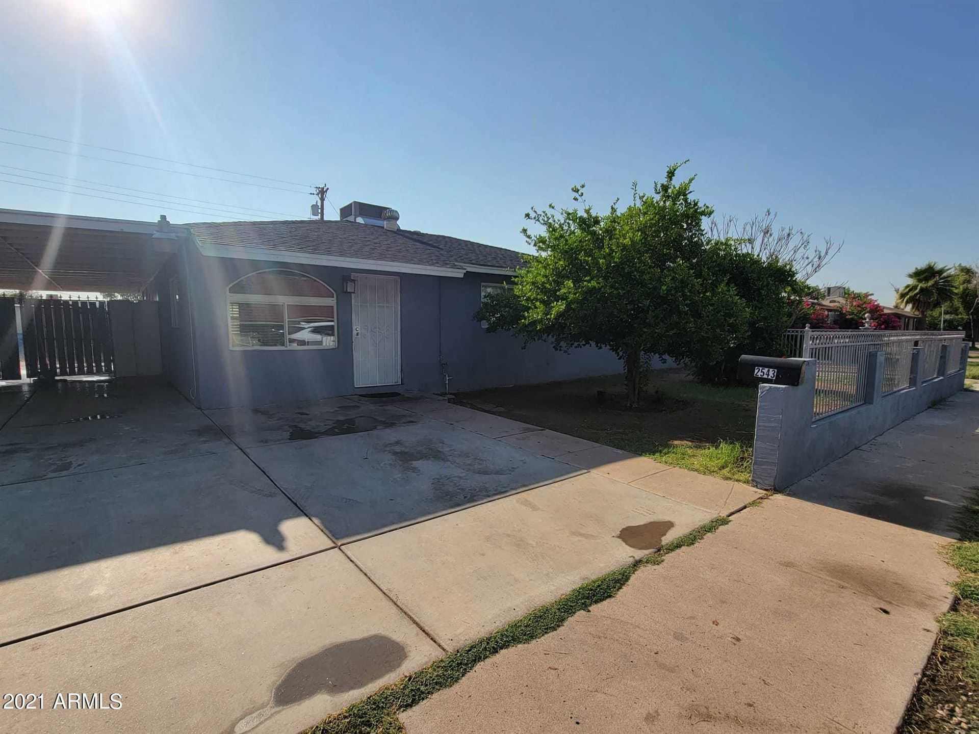 2543 N 40TH Avenue, Phoenix, AZ 85009 - MLS#: 6275292