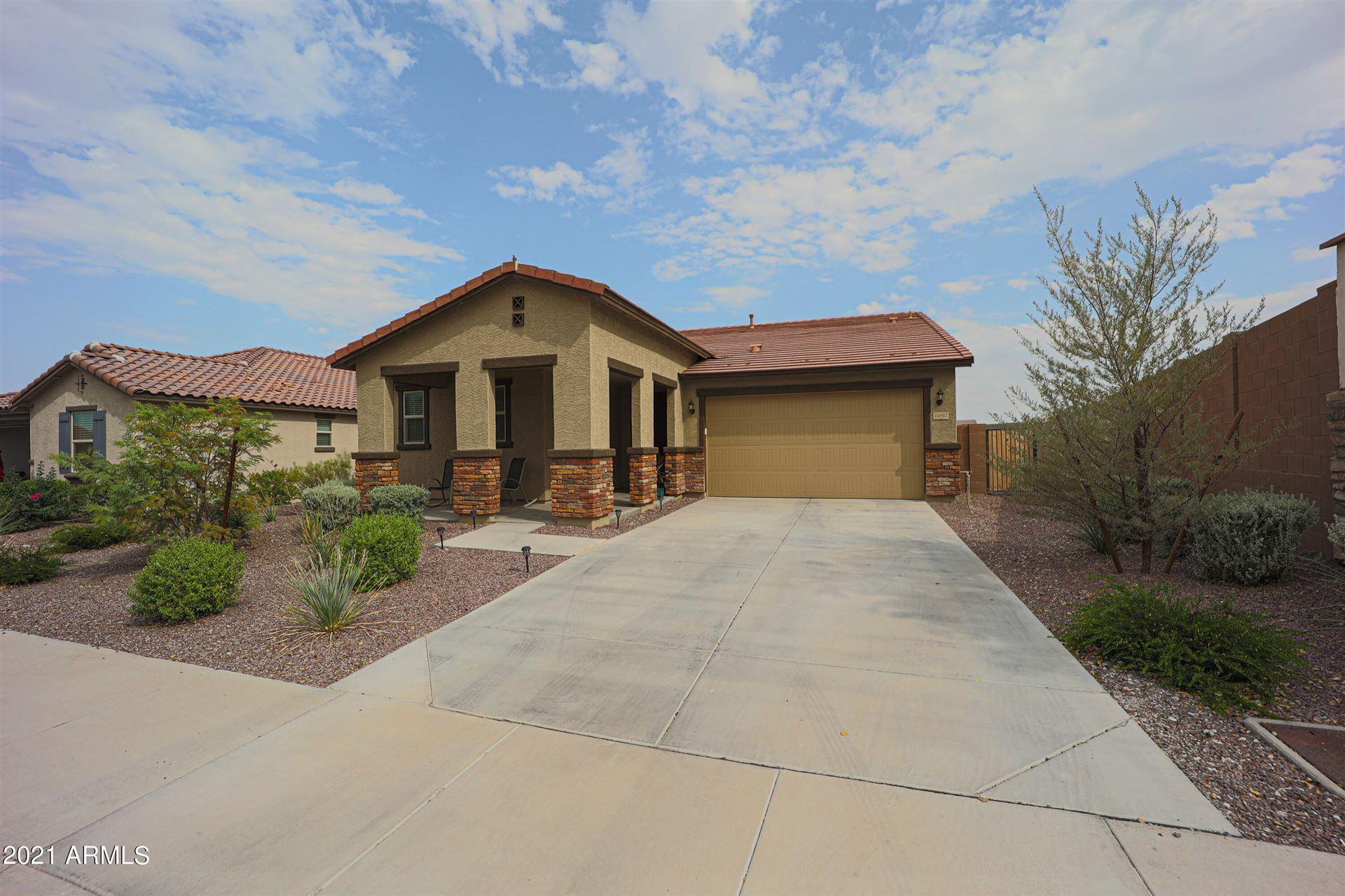 Photo of 14997 S 181ST Lane, Goodyear, AZ 85338 (MLS # 6296292)