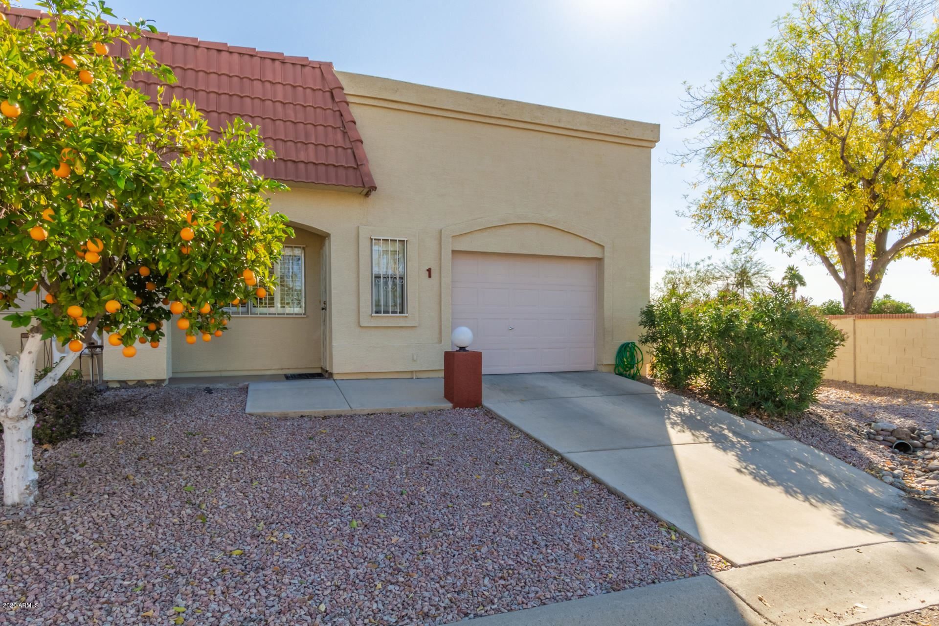 1951 N 64TH Street #1, Mesa, AZ 85205 - MLS#: 6026293