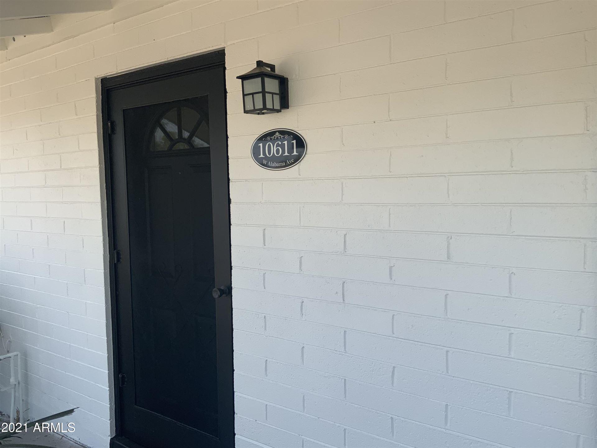 Photo of 10611 W ALABAMA Avenue, Sun City, AZ 85351 (MLS # 6293293)