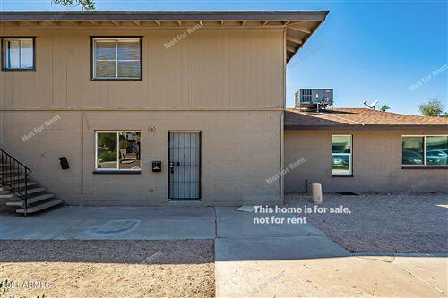 Photo of 4760 E PORTLAND Street, Phoenix, AZ 85008 (MLS # 6298294)
