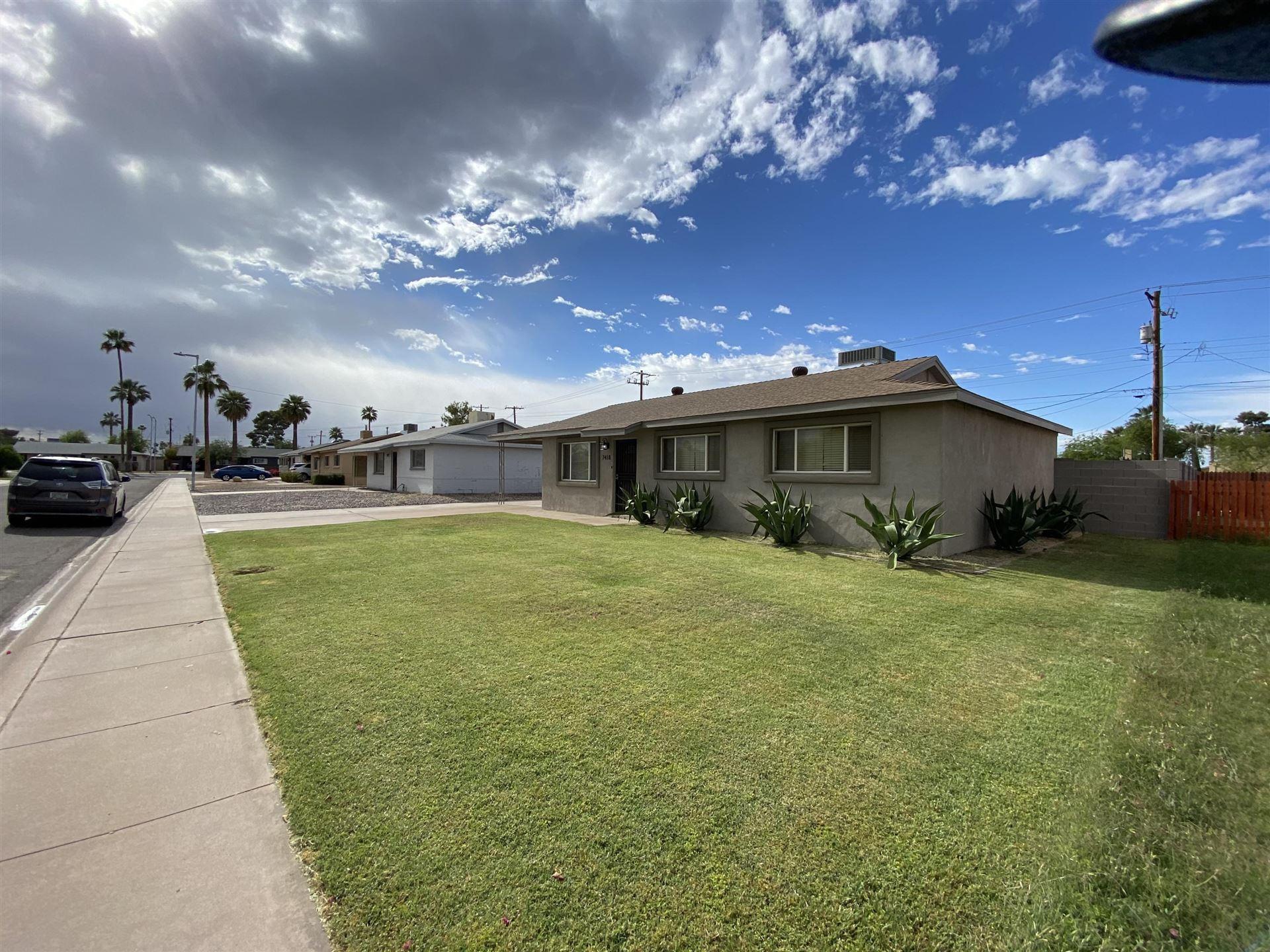 7418 E FILLMORE Street, Scottsdale, AZ 85257 - MLS#: 6233294
