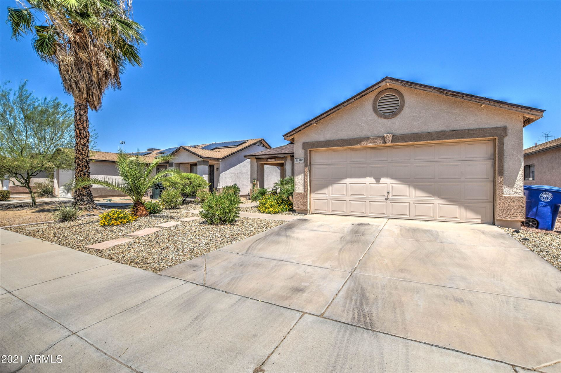 Photo of 11518 W LARKSPUR Road, El Mirage, AZ 85335 (MLS # 6263294)