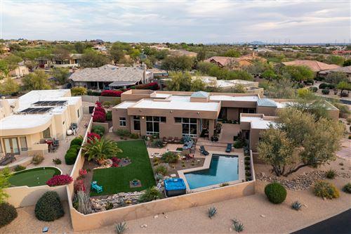 Photo of 11469 E CAROL Way, Scottsdale, AZ 85259 (MLS # 6220295)