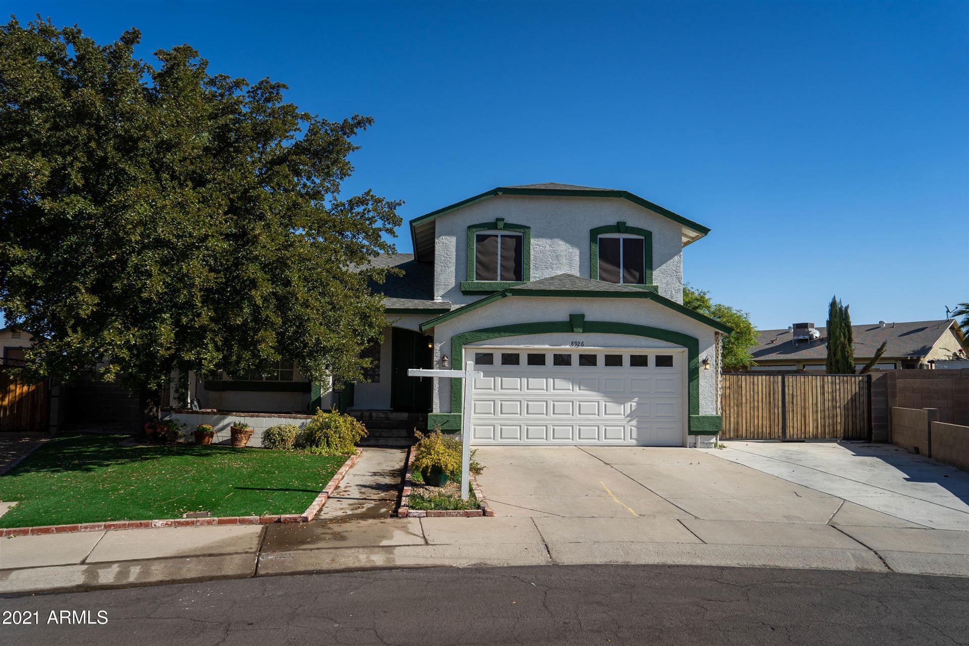 Photo of 8926 W OCOTILLO Road, Glendale, AZ 85305 (MLS # 6200295)