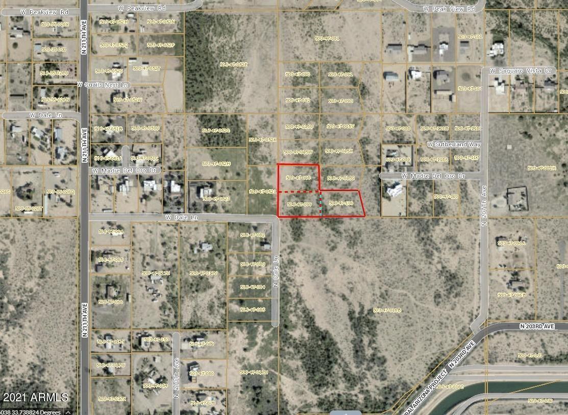 Photo of 208XXX W Dale Lane, Wittmann, AZ 85361 (MLS # 6224295)