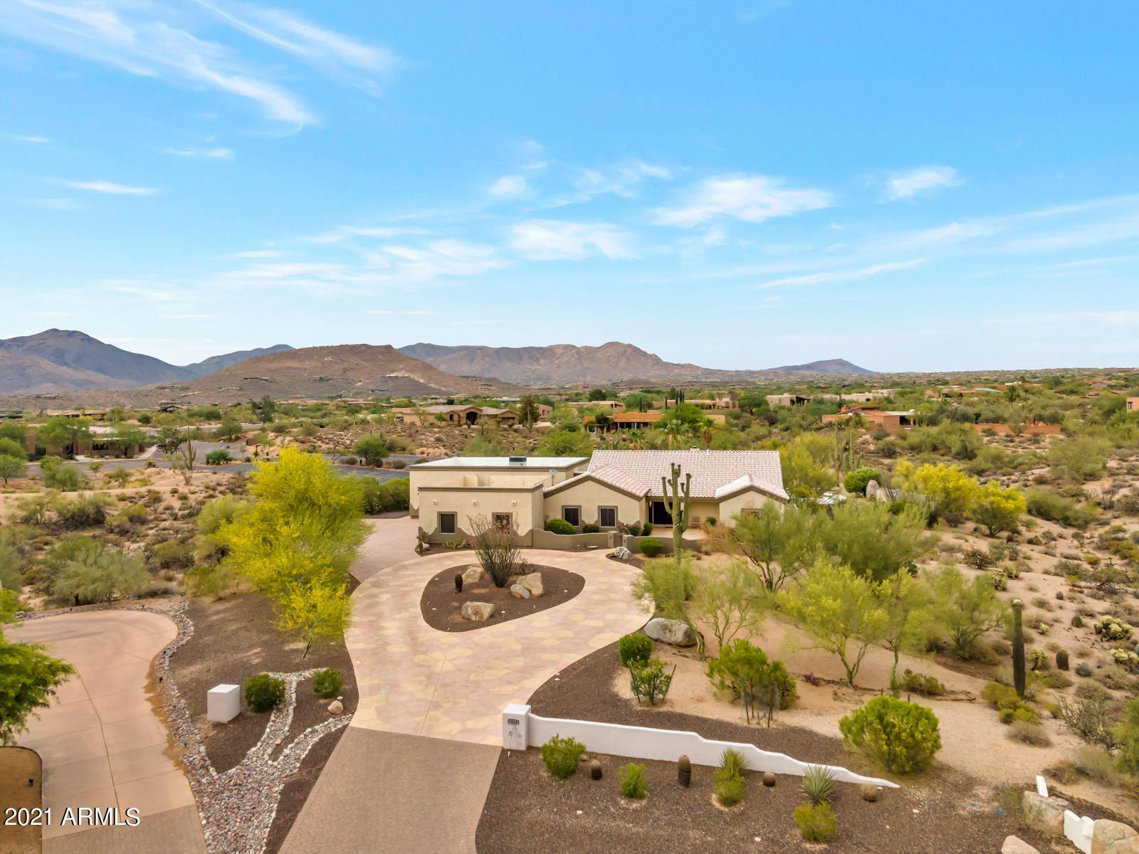 Photo of 9234 E LAZYWOOD Place, Carefree, AZ 85377 (MLS # 6251295)