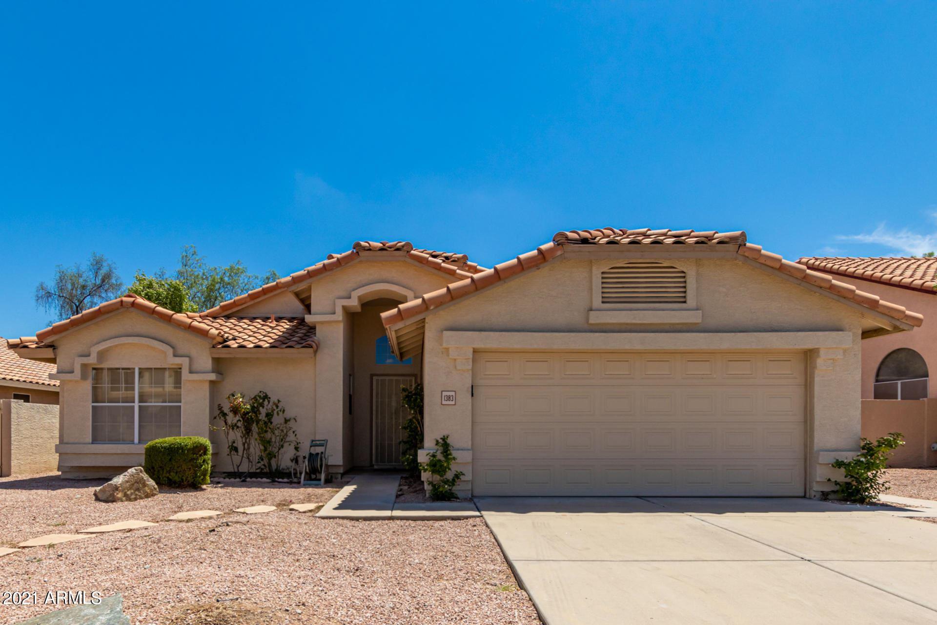 Photo of 1383 W MARIA Lane, Tempe, AZ 85284 (MLS # 6272295)