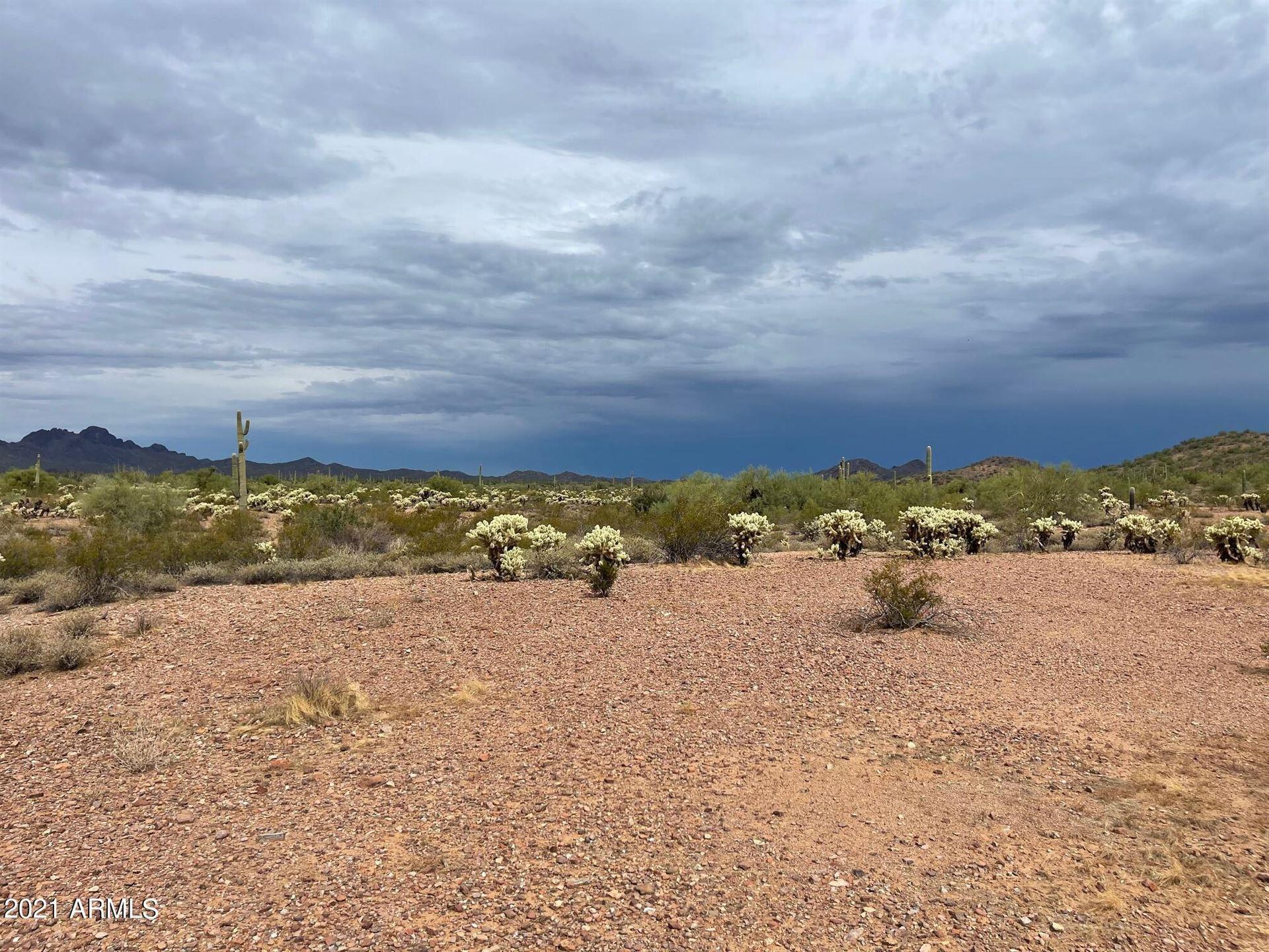 Photo of 0 W Wittman parcel --, Wittmann, AZ 85361 (MLS # 6299295)