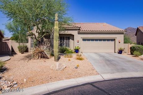 Photo of 10910 E SALT BUSH Drive E, Scottsdale, AZ 85255 (MLS # 6137296)