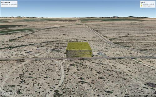 Tiny photo for 0 N Osa Road, Maricopa, AZ 85139 (MLS # 6284296)