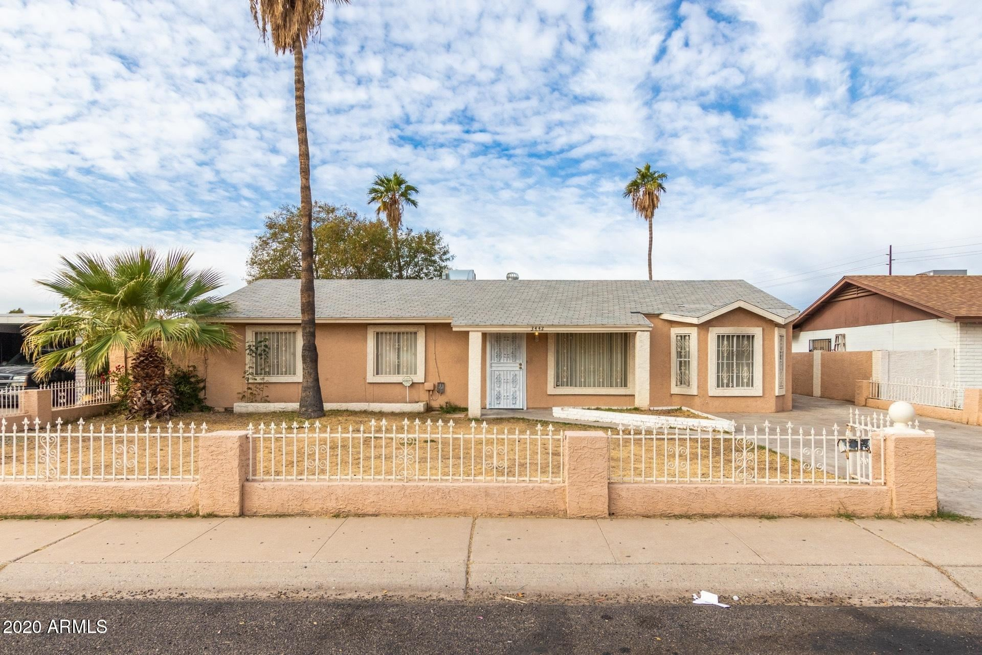 3442 N 39TH Drive, Phoenix, AZ 85019 - MLS#: 6176296