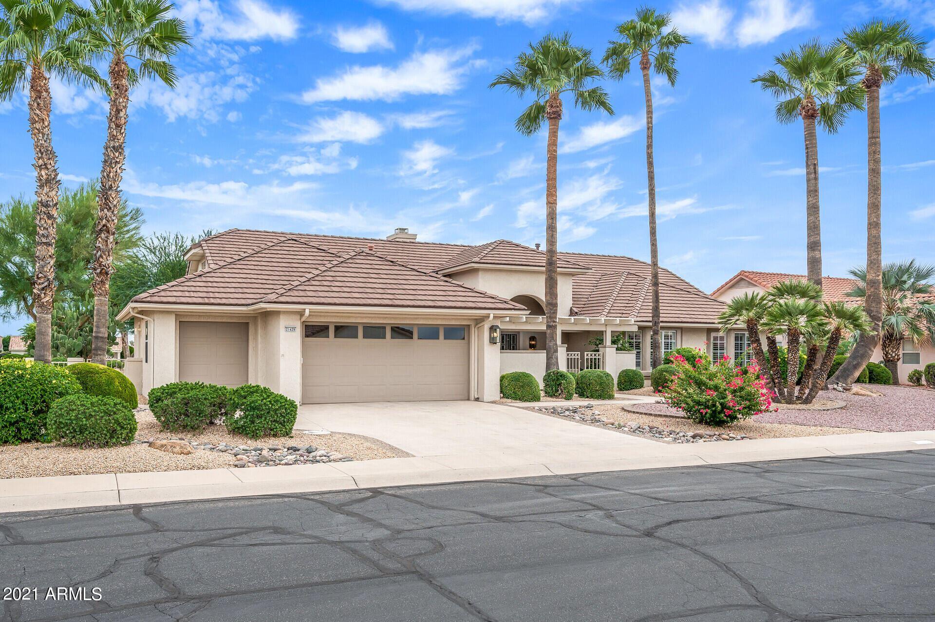 Photo of 21429 N 142ND Drive, Sun City West, AZ 85375 (MLS # 6305296)