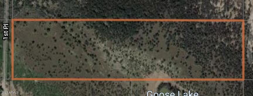 Photo of 0 N Duck Goose Road, Aguila, AZ 85320 (MLS # 6216297)