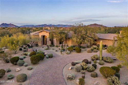 Photo of 7008 E BLUE SKY Drive, Scottsdale, AZ 85266 (MLS # 6181298)