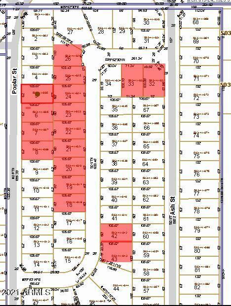 Photo of 21550 W Poplar & Laura Streets Street, Wittmann, AZ 85361 (MLS # 6299298)