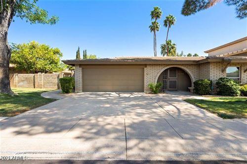 Photo of 7317 N DEL NORTE Drive, Scottsdale, AZ 85258 (MLS # 6231299)
