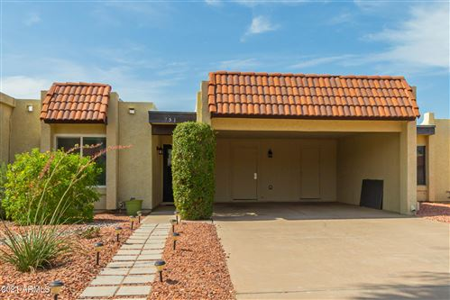 Photo of 751 W RICE Drive, Tempe, AZ 85283 (MLS # 6267299)