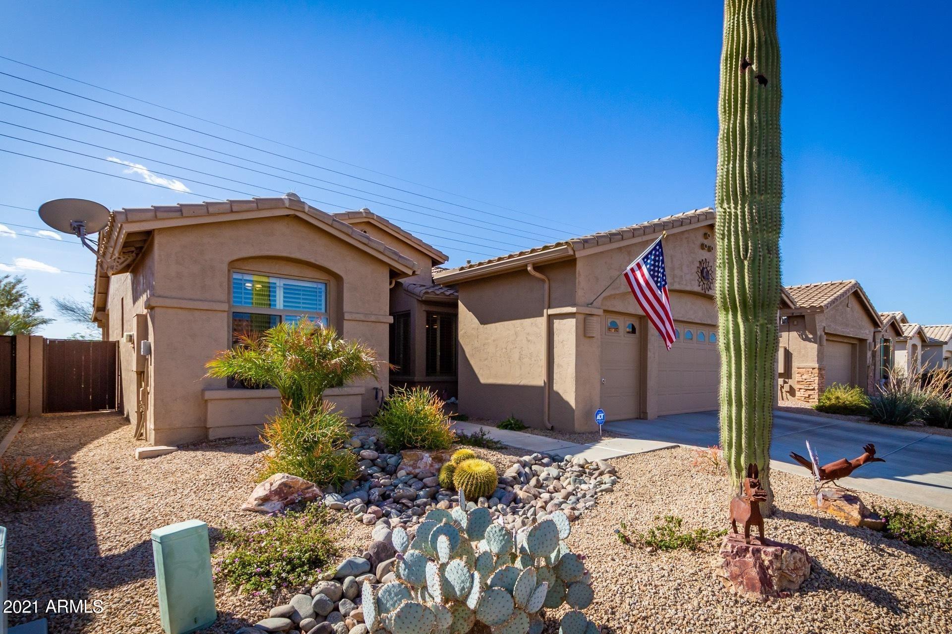 Photo of 9831 E STONEY VISTA Drive, Sun Lakes, AZ 85248 (MLS # 6195299)