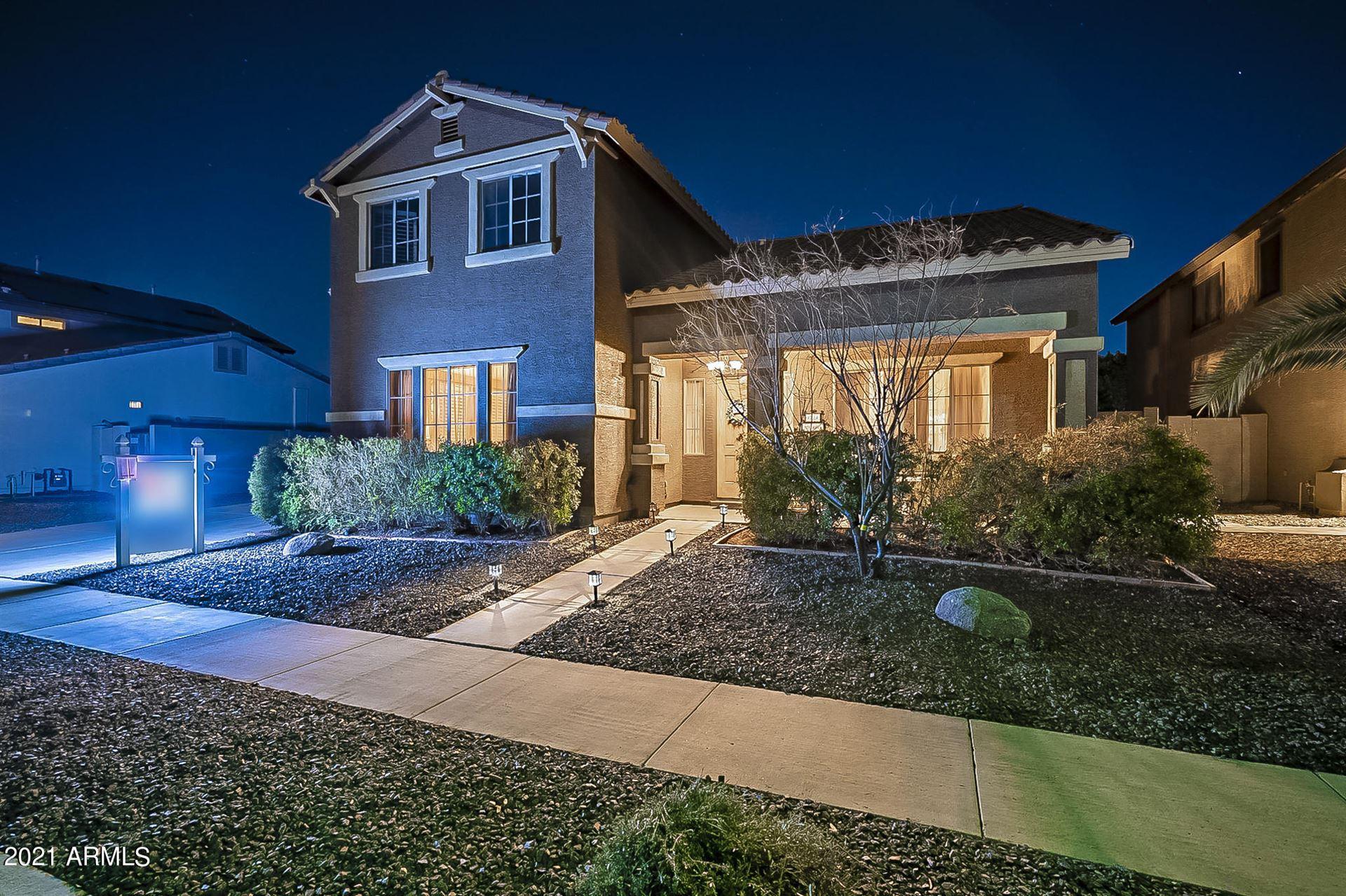 Photo of 11760 N 143RD Avenue, Surprise, AZ 85379 (MLS # 6200299)