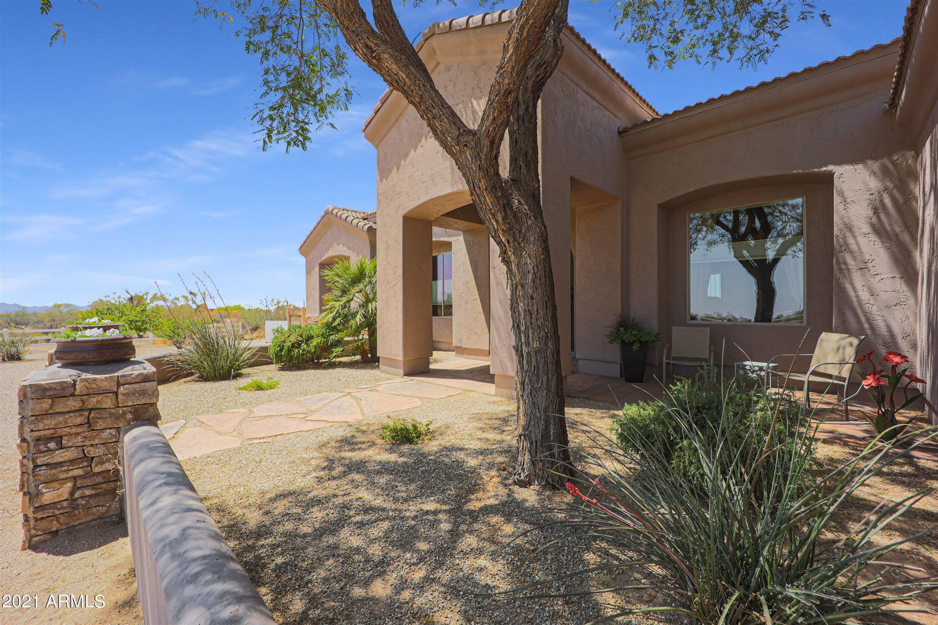 Photo of 30616 N 228TH Avenue, Wittmann, AZ 85361 (MLS # 6229299)