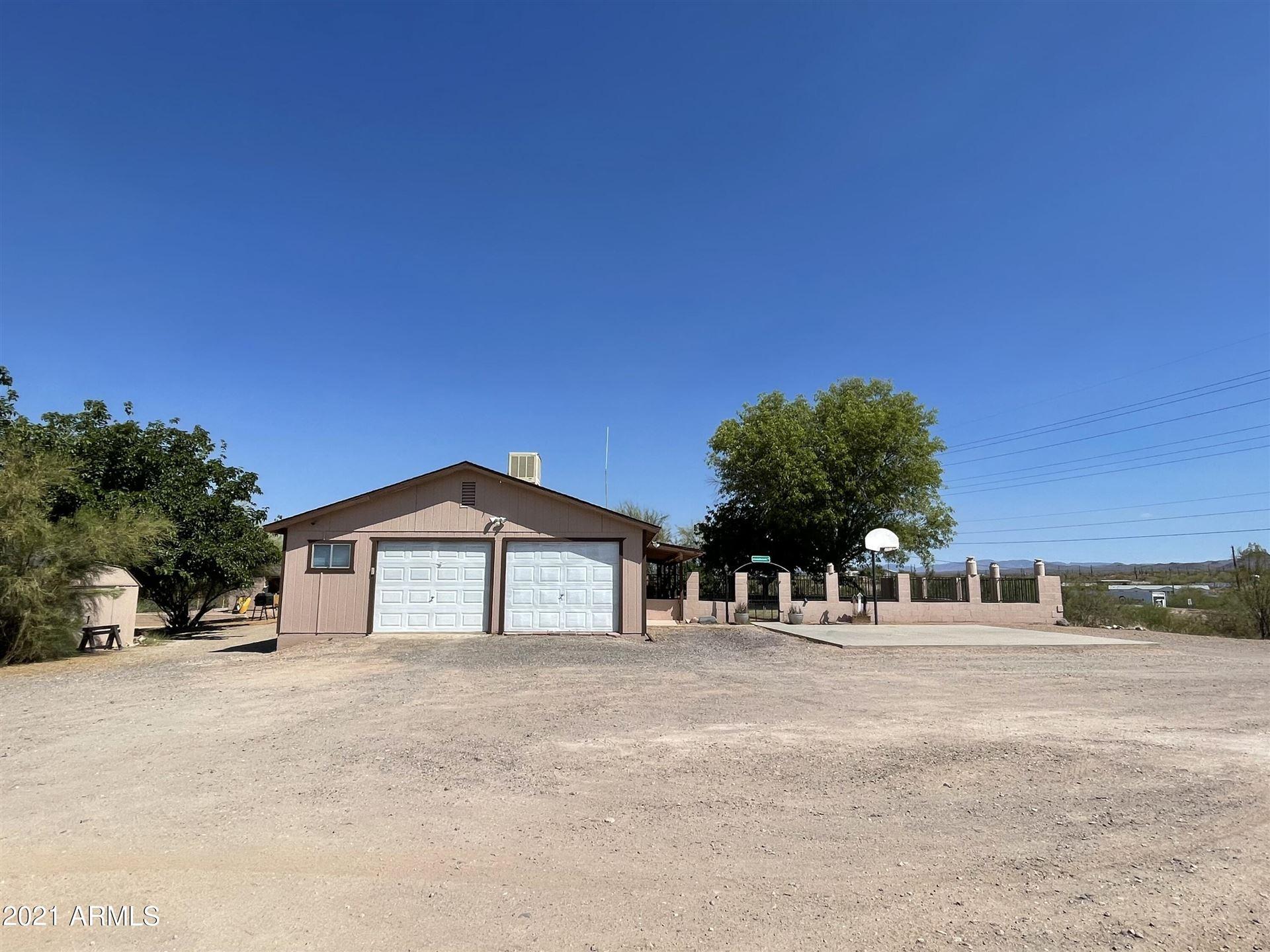 Photo of 42840 N GRAND Avenue, Morristown, AZ 85342 (MLS # 6250299)