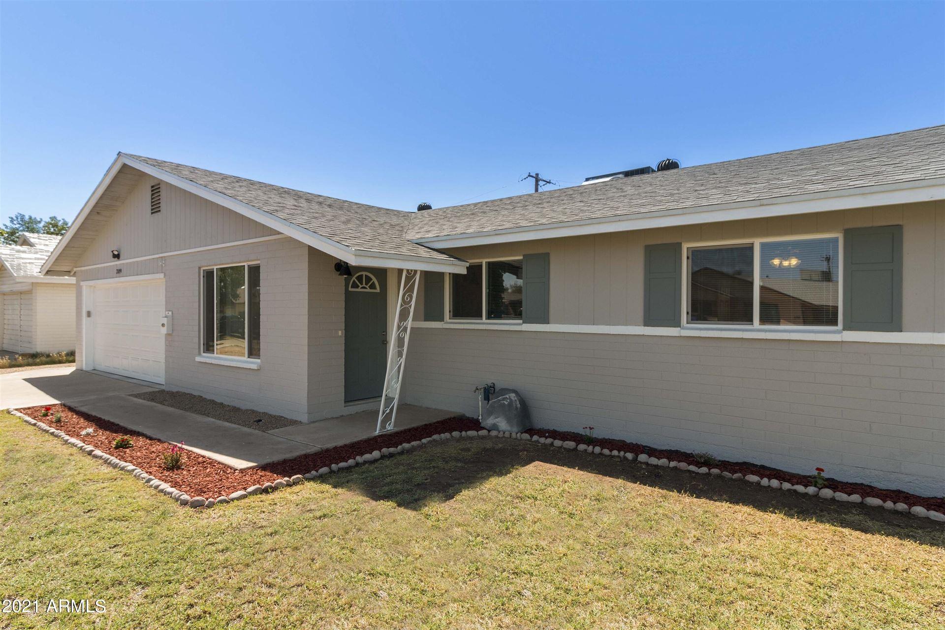 309 E LAGUNA Drive, Tempe, AZ 85282 - MLS#: 6231300