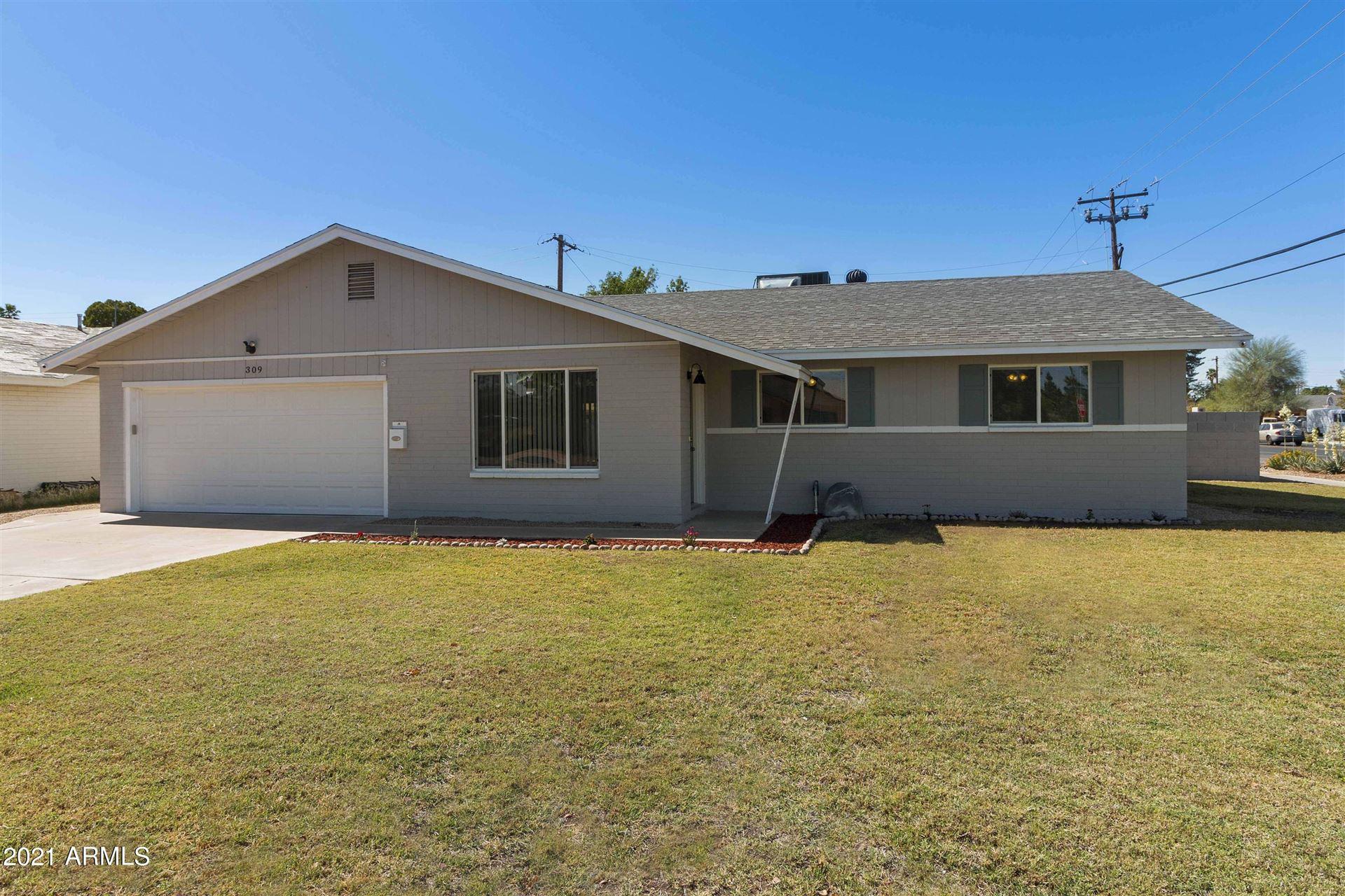 Photo of 309 E LAGUNA Drive, Tempe, AZ 85282 (MLS # 6231300)