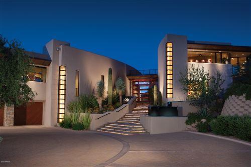 Photo of 11267 E TROON MOUNTAIN Drive, Scottsdale, AZ 85255 (MLS # 6179301)