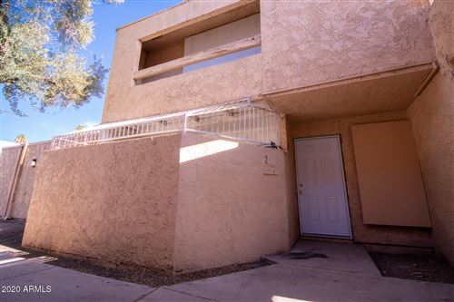 Photo of 2664 N 43RD Avenue #B, Phoenix, AZ 85009 (MLS # 6177302)