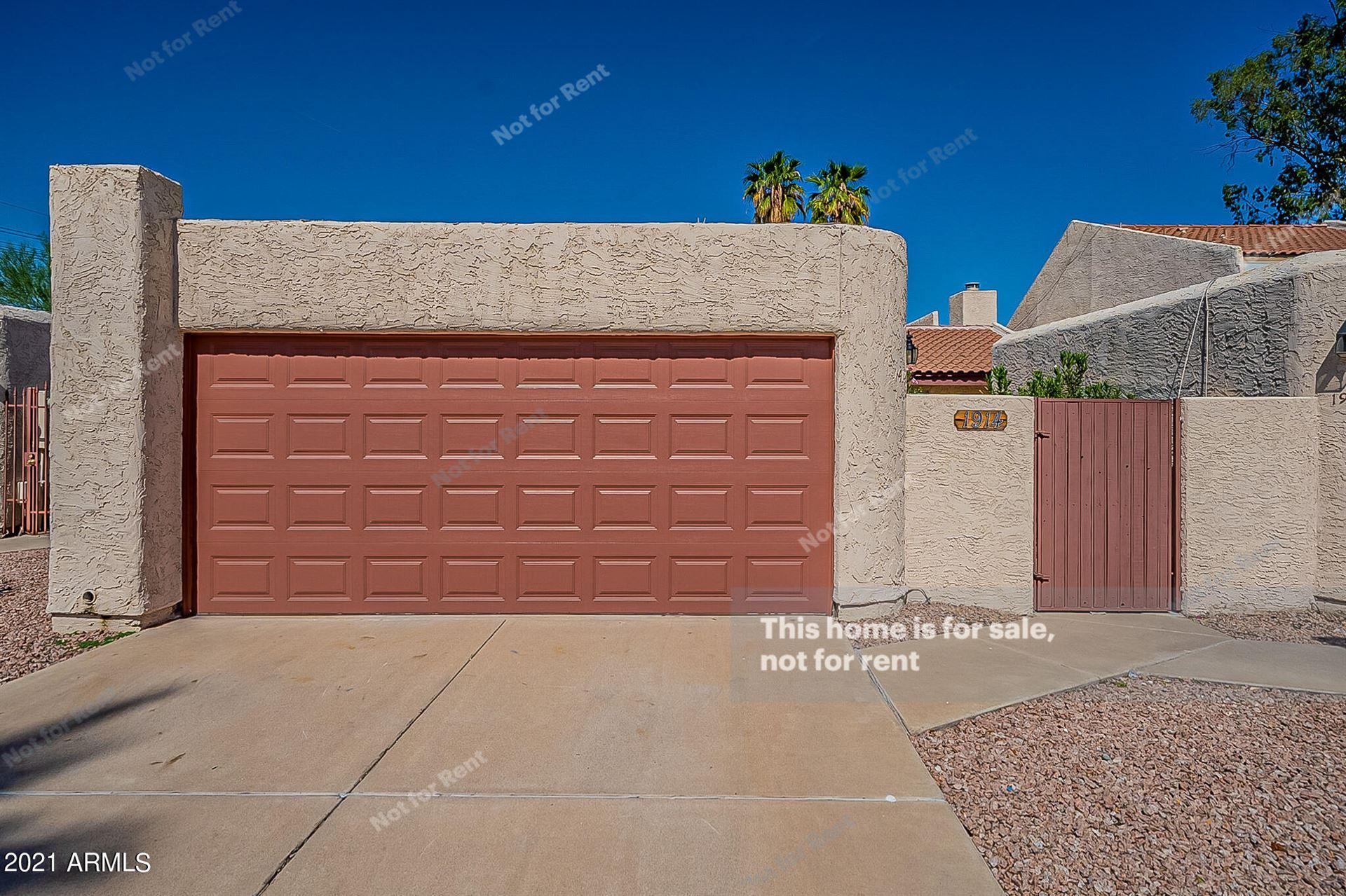 Photo of 1914 S SHANNON Drive, Tempe, AZ 85281 (MLS # 6272302)