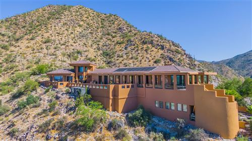 Photo of 44019 N COTTONWOOD CANYON Road, Cave Creek, AZ 85331 (MLS # 6112304)