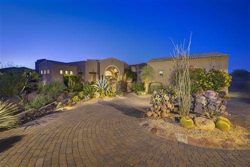 Photo of 12084 E Whispering Wind Drive, Scottsdale, AZ 85255 (MLS # 6088306)