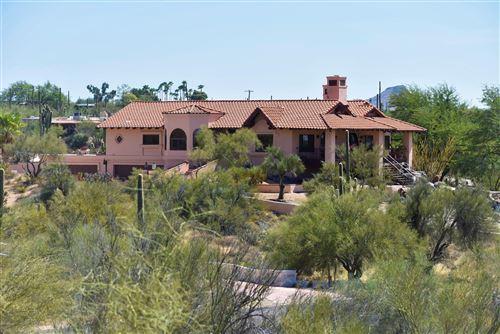 Photo of 8050 E PAINT PONY Drive, Carefree, AZ 85377 (MLS # 6137306)