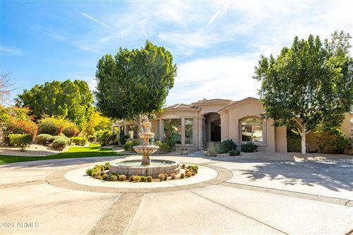 Photo of 5121 E Rockridge Road, Phoenix, AZ 85018 (MLS # 6198306)