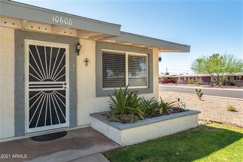 Photo of 10600 W OAKMONT Drive, Sun City, AZ 85351 (MLS # 6252306)