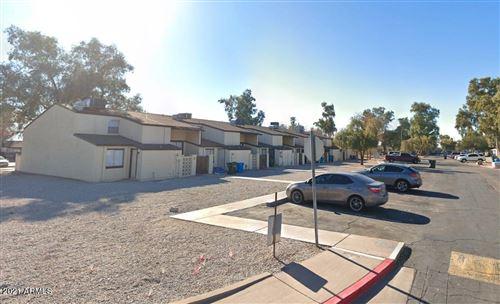Photo of 3646 N 69TH Avenue #42, Phoenix, AZ 85033 (MLS # 6255307)