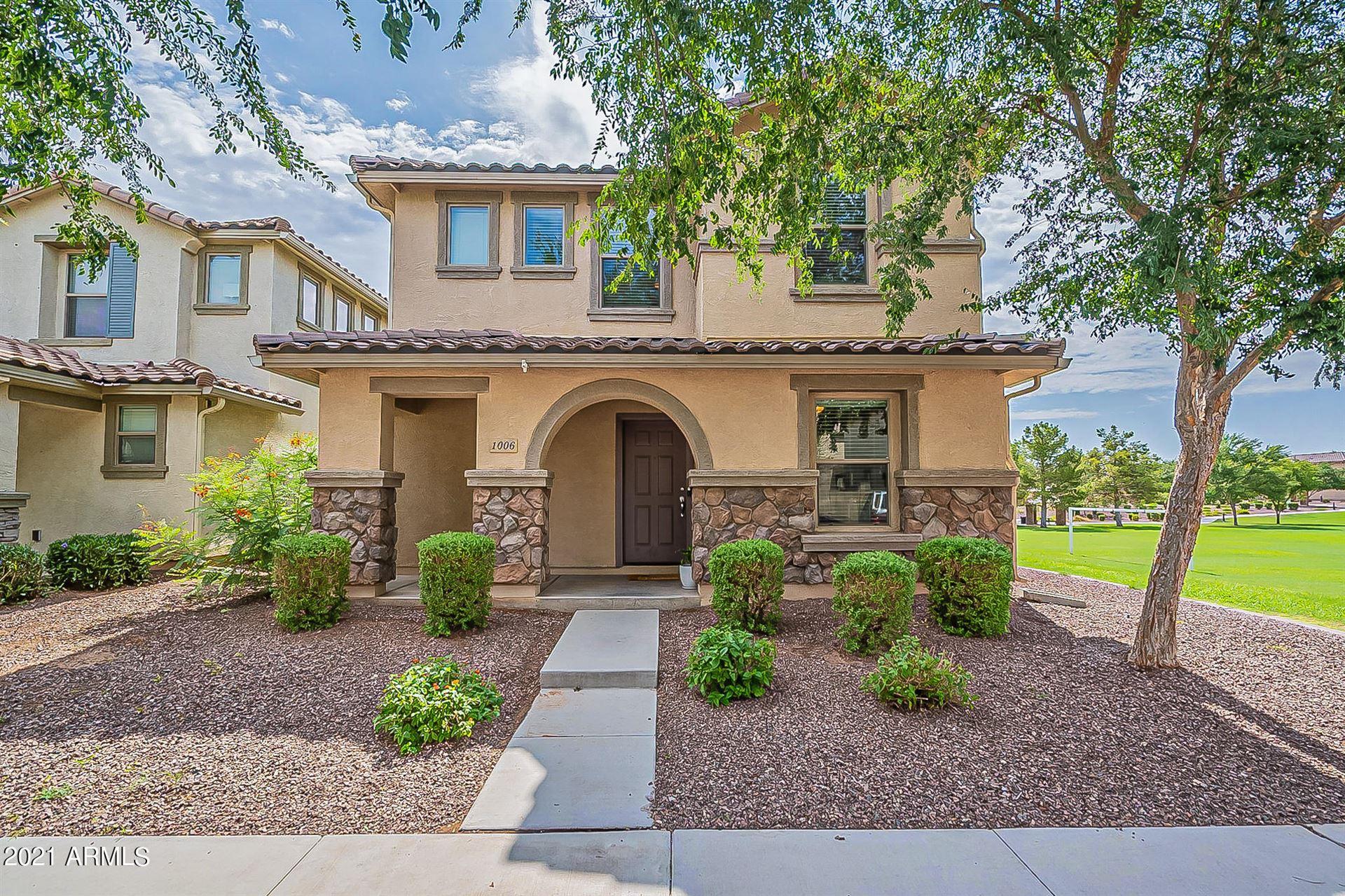 Photo of 1006 S SABINO Drive, Gilbert, AZ 85296 (MLS # 6266307)