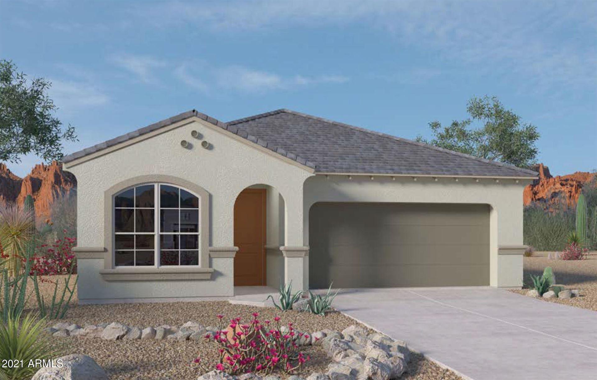 Photo of 38090 W SAN ALVAREZ Avenue, Maricopa, AZ 85138 (MLS # 6202308)