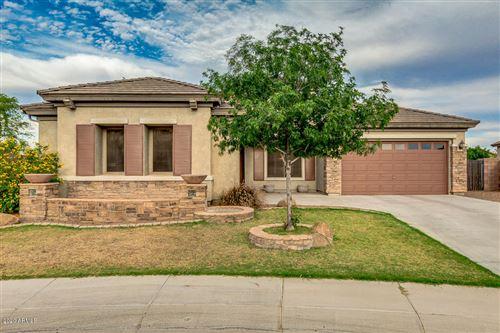 Photo of 22529 N CELTIC Avenue, Maricopa, AZ 85139 (MLS # 6073309)