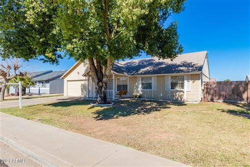 Photo of 7108 W CHOLLA Street, Peoria, AZ 85345 (MLS # 6198309)
